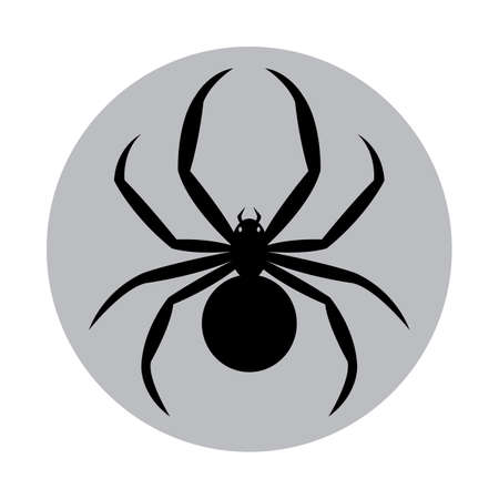 거미 일러스트