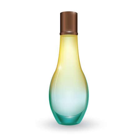 perfume bottle Ilustracja