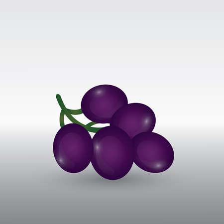 grapes Ilustração