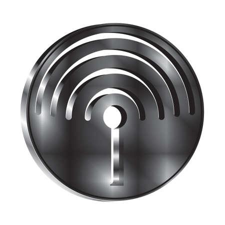 wifi icons Illustration