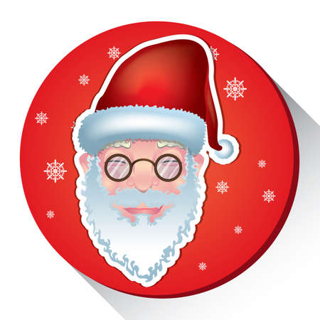 Weihnachtsmann Standard-Bild - 81419483