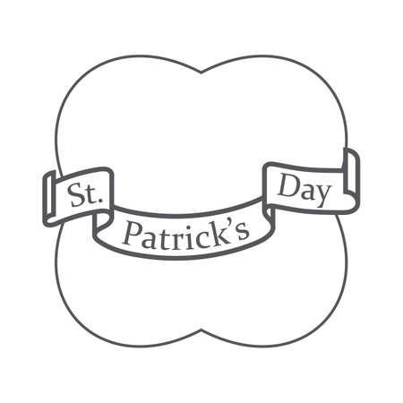 saint patrick's day banner Reklamní fotografie - 106672584