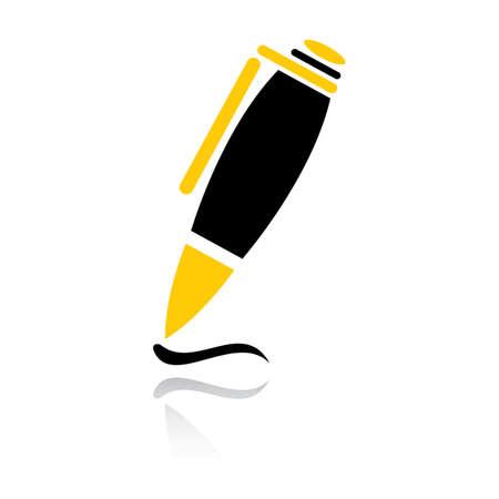 pen Ilustracja