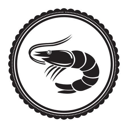 crevette Vecteurs