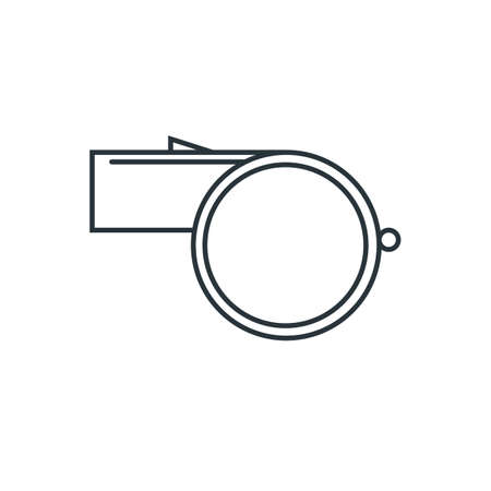 whistle Illustration