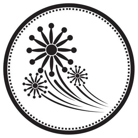 snowflakes  イラスト・ベクター素材