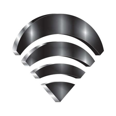 wifi icons Ilustração