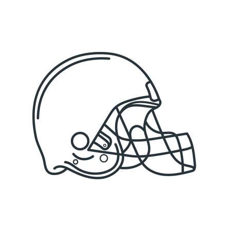helmet Illustration