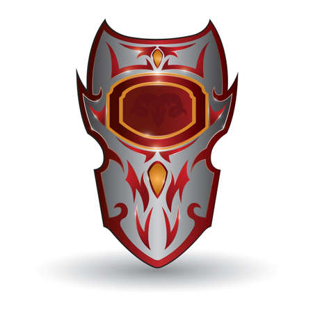 warrior shield