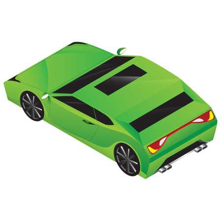 car Stock Vector - 106672762
