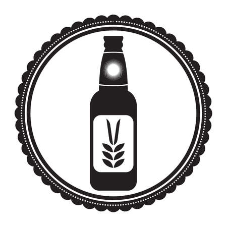 beer bottle Banco de Imagens - 106672796