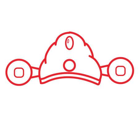 fortune god hat