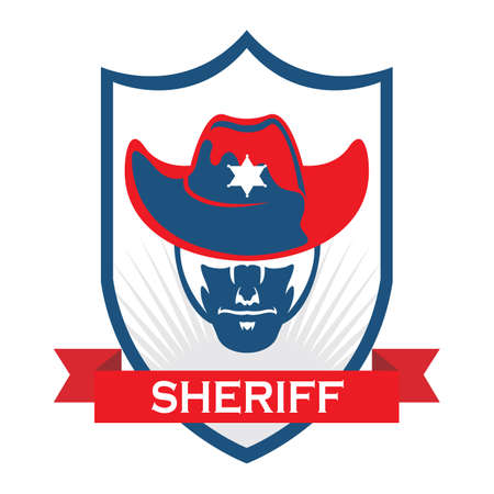 sheriff label