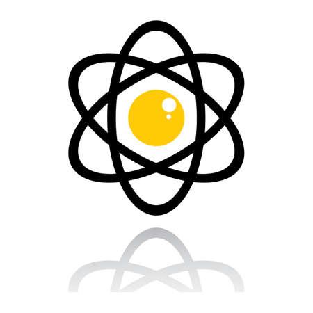 분자 일러스트