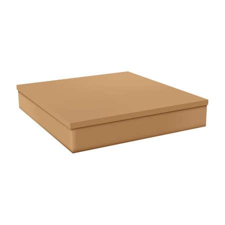 cardboard box Çizim