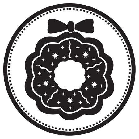 wreath 스톡 콘텐츠 - 106672958