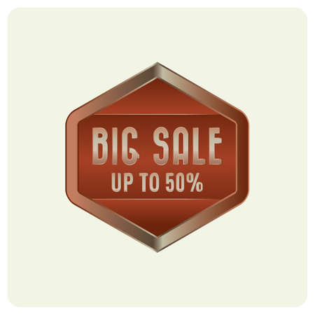 big sale badge