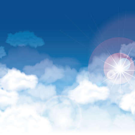 sky background Reklamní fotografie - 81486780