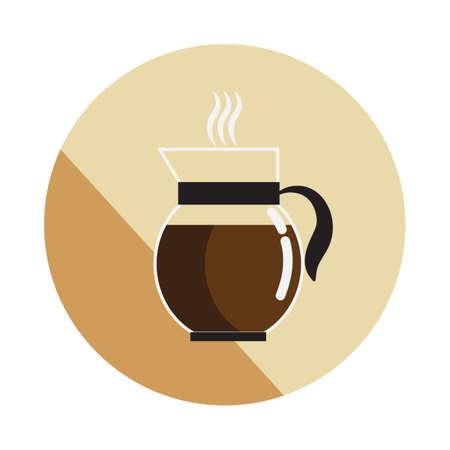 caffè in pentola