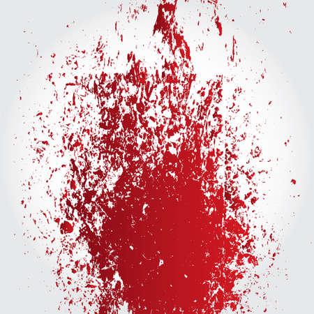 abstract blood Illustration