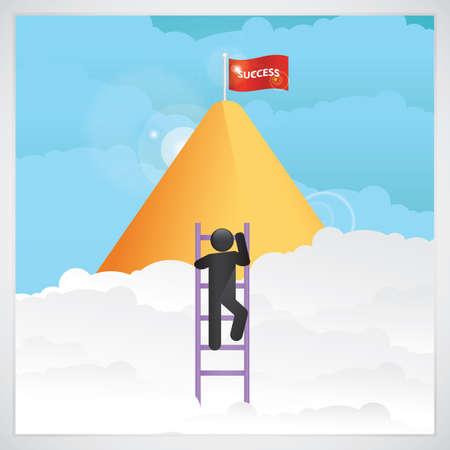 成功の概念