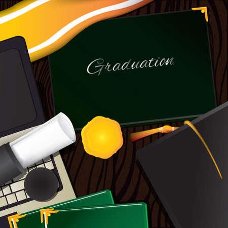 graduation items