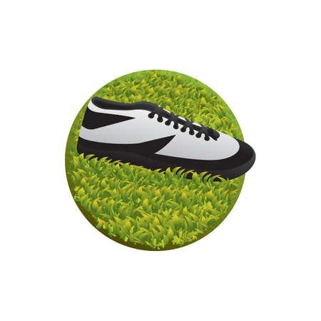 American football shoes