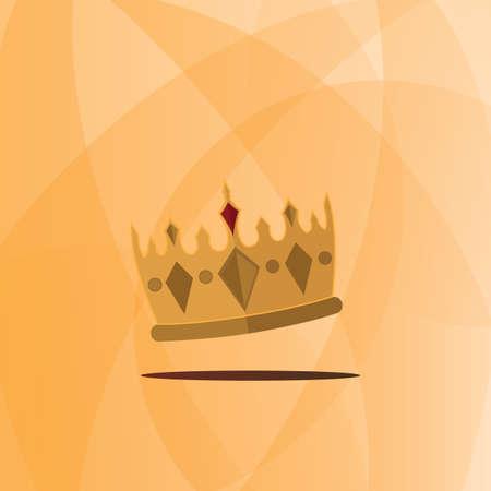 Crown icon Stock Vector - 81469607