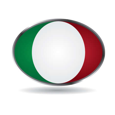 italy flag Banque d'images - 106673116