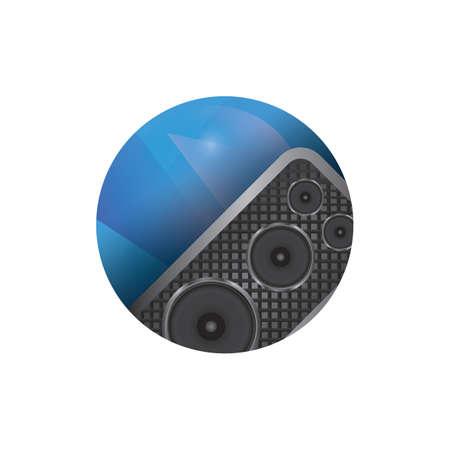 speaker Фото со стока - 106673135