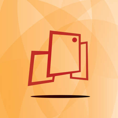 Folder icon Stock fotó - 81469616