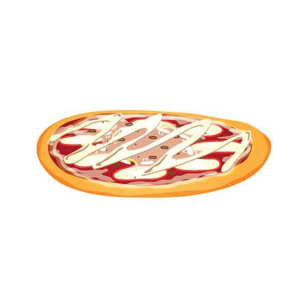 pizza Иллюстрация