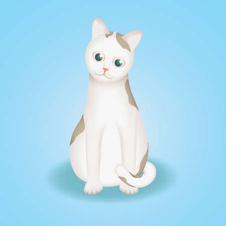 Cat Stock Vector - 81538047