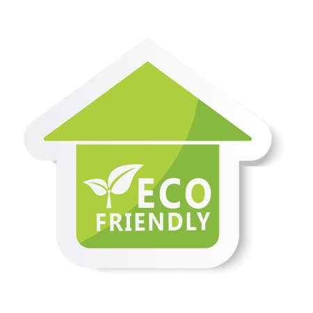 eco-friendly house
