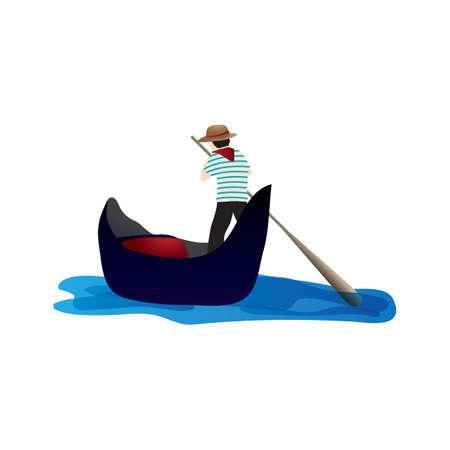boat sailor Archivio Fotografico - 106673257