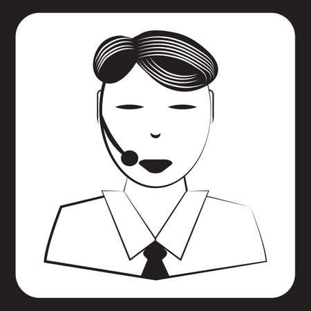 顧客サービス担当者