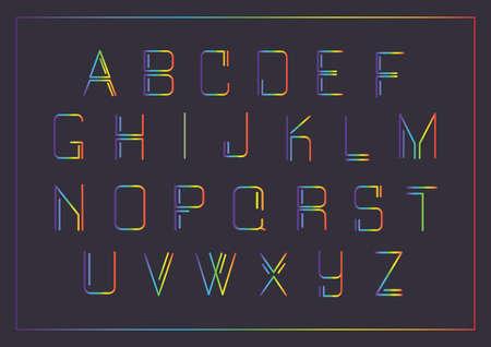 alphabet set Stok Fotoğraf - 81470524
