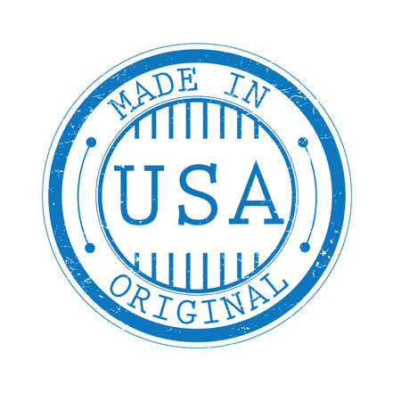 A made in USA label.