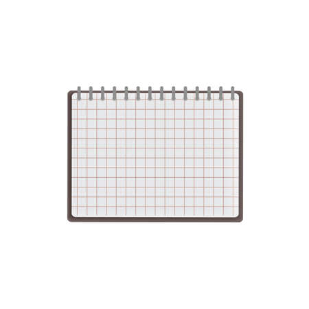 Notebook Ilustrace