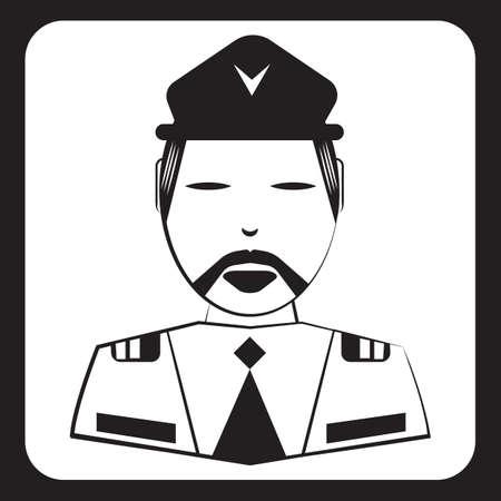 Pilot pictogram