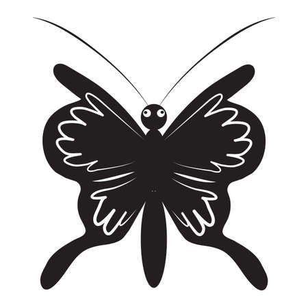 butterfly Stock Vector - 81536499
