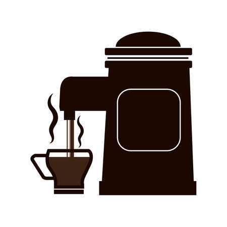 cafetière Vecteurs