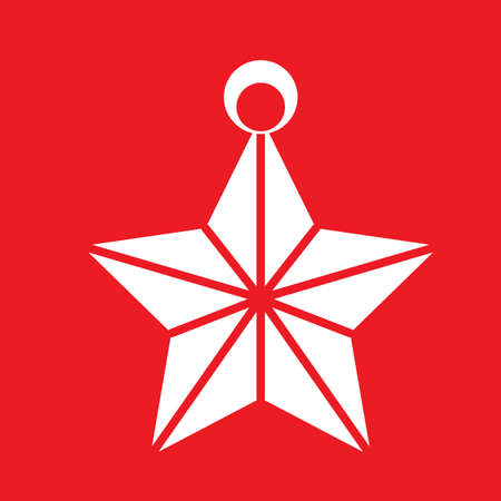 star decoration 일러스트