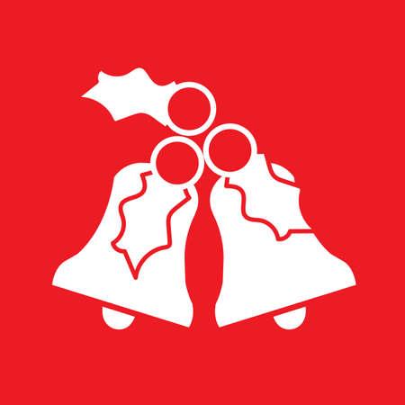 christmas bells Ilustrace