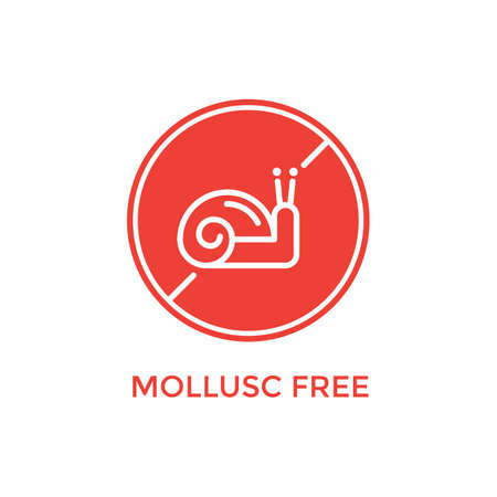 mollusc free label