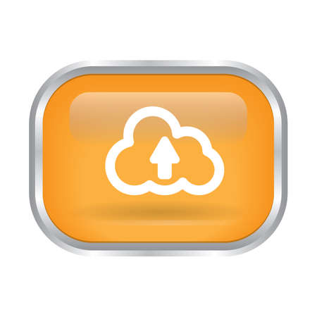 cloud upload button