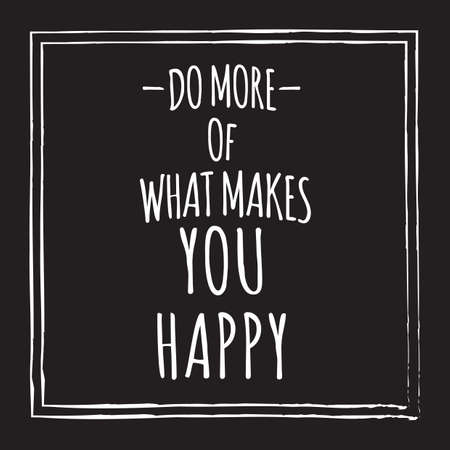 What makes you happy text