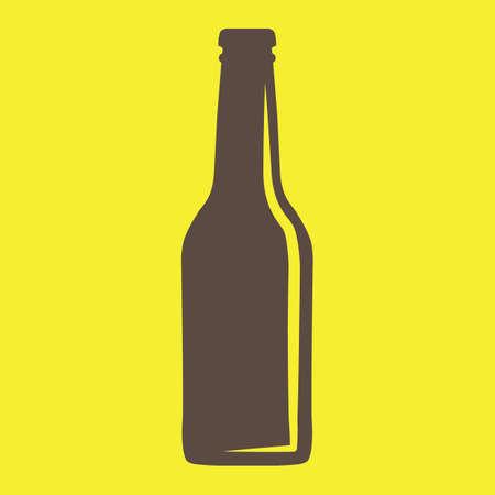 Beer bottle Фото со стока - 81470594