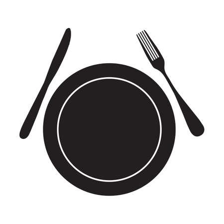 tableware Ilustração