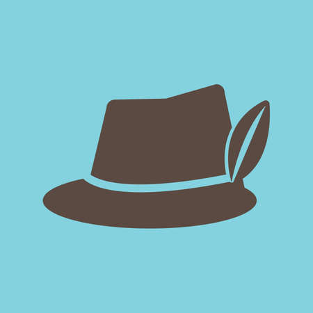 Fedora hat icon